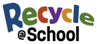 Recycle at School Pilot Wordmark