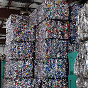 large bunches of recycling