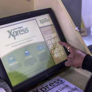 New Green Depot Information System Launched