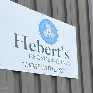 Hebert's recycling